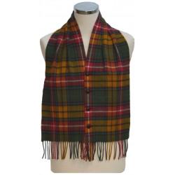 Buchanan Antique Tartan Waistcoat Scarf