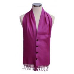 Foxglove Tartan Waistcoat Scarf