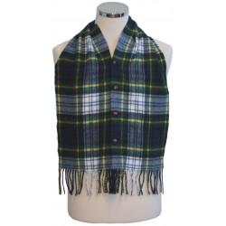 Gordon Dress Modern Tartan Waistcoat Scarf
