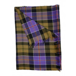 Culloden Ancient Fine Wool Scarf/Stole