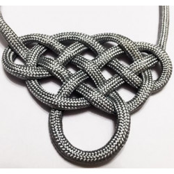 Celtic Pendant Paracord Necklace