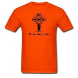 "Scottish Gaelic Faith ""Creideamh"" T-Shirt"