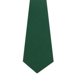 Ancient Green Wool Tie